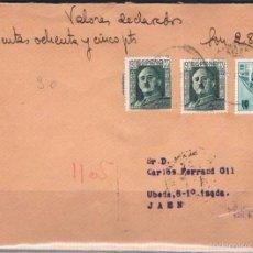 Sellos: 1951.- MADRID A JAÉN. Lote 56259819