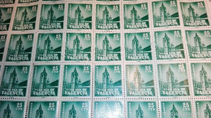 PLAN SUR 1966, 50 SELLOS NUEVOS (Sellos - España - II Centenario De 1.950 a 1.975 - Nuevos)