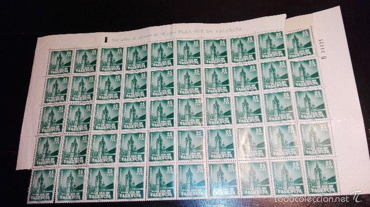 Sellos: Plan Sur 1966, 50 sellos nuevos - Foto 2 - 56265789