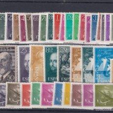 Sellos: 0354 AÑO COMPLETO 1955 NUEVO SIN CHARNELA. Lote 56309839