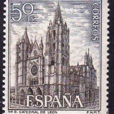 Sellos: EDIFIL 1542 PAISAJES Y MONUMENTOS-1964. Lote 56550824