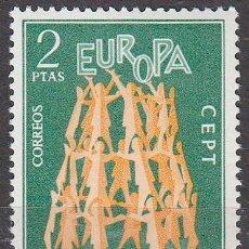 Sellos: EDIFIL Nº 2090, EUROPA 1972, NUEVO *** . Lote 56699294