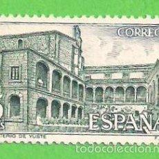 Sellos: EDIFIL 1688. MONASTERIO DE YUSTE. - CLAUSTRO DE NOVICIOS. (1965).. Lote 109108966