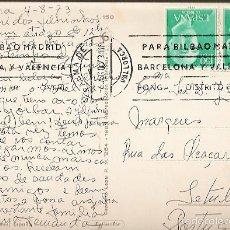 Sellos: ESPANA & BILHETE POSTAL, PALMA DE MALLORCA, SETÚBAL PORTUGAL 1973 (37). Lote 58380716