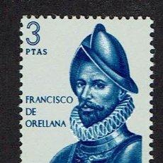 Sellos: FORJADORES DE AMÉRICA. 1965. EDIFIL 1684. ÓXIDO(65).. Lote 58677123