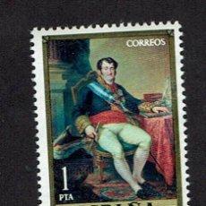 Sellos: VICENTE LÓPEZ PORTAÑA. 1973. EDIFIL 2146. ÓXIDO (71). Lote 60626219