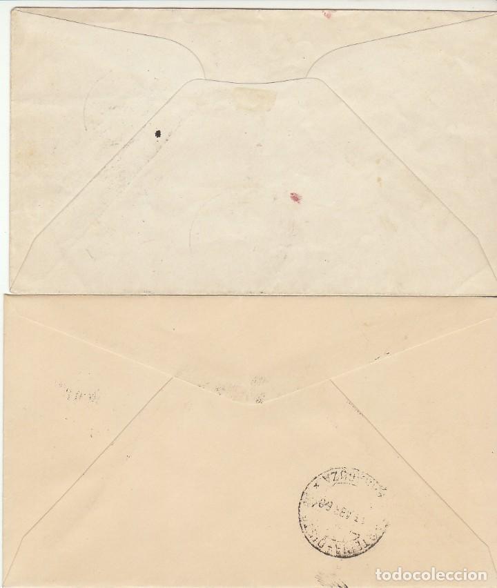 Sellos: PD : 1280/9. I CONGRESO INTERNACIONAL DE FILATELIA-BARCELONA 1960. - Foto 2 - 61796460