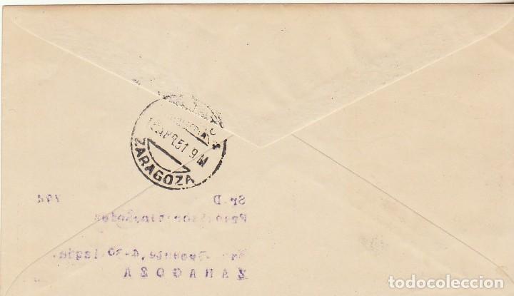 Sellos: PD : 1091. A. VI CONGRESO U.P. DE LAS AMÉRICAS Y ESPAÑA. 1951 - Foto 2 - 61797156