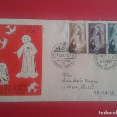 Sellos: SPD EDIFIL 1206/1208. 1957.. Lote 64869103