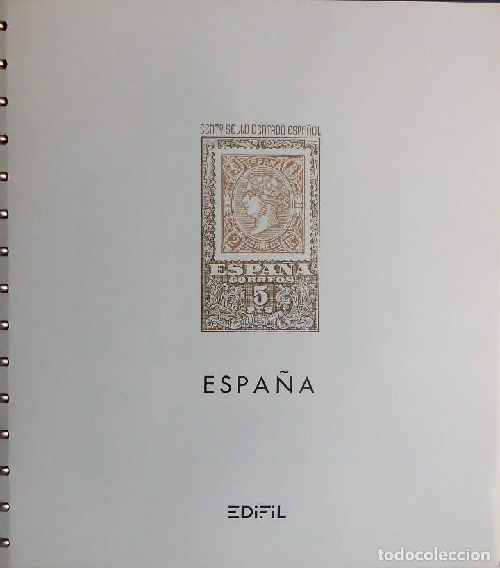 Sellos: COLECCIÓN ALBUM DE SELLOS ESPAÑA 1965 A 1973, 1974 A 1983 y 1984 A 1989, NUEVOS SIN FIJASELLOS ** - Foto 2 - 66903418