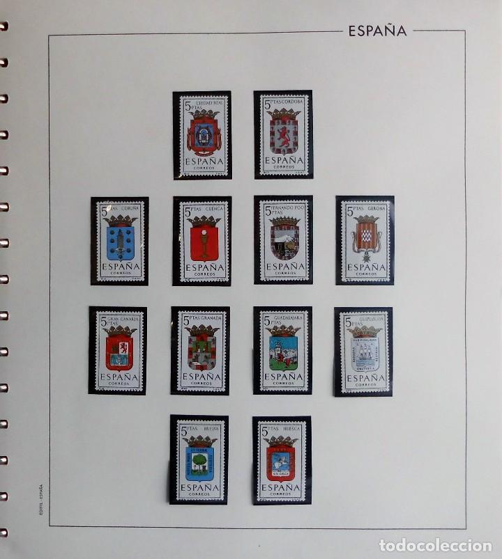 Sellos: COLECCIÓN ALBUM DE SELLOS ESPAÑA 1965 A 1973, 1974 A 1983 y 1984 A 1989, NUEVOS SIN FIJASELLOS ** - Foto 5 - 66903418