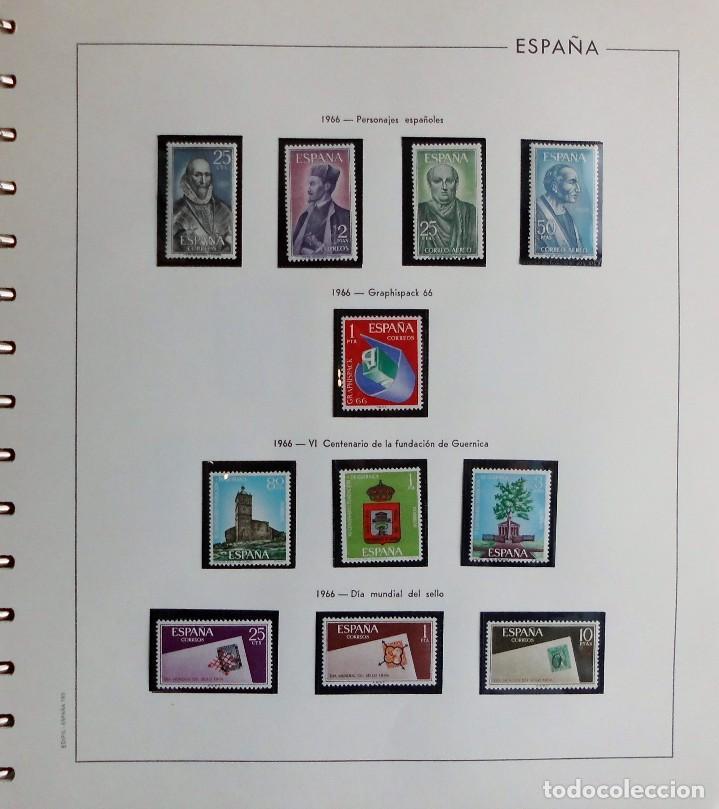 Sellos: COLECCIÓN ALBUM DE SELLOS ESPAÑA 1965 A 1973, 1974 A 1983 y 1984 A 1989, NUEVOS SIN FIJASELLOS ** - Foto 15 - 66903418