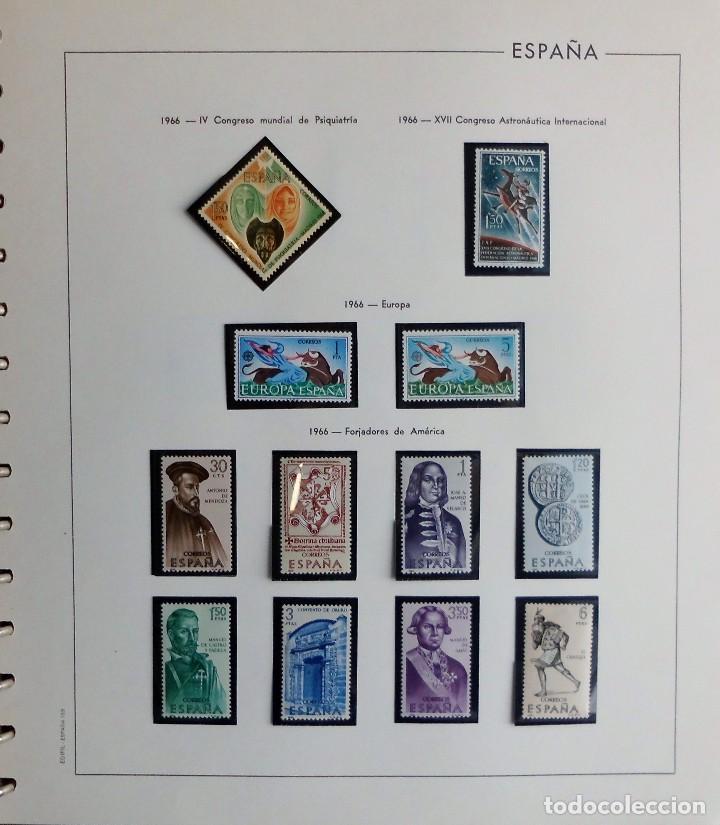 Sellos: COLECCIÓN ALBUM DE SELLOS ESPAÑA 1965 A 1973, 1974 A 1983 y 1984 A 1989, NUEVOS SIN FIJASELLOS ** - Foto 19 - 66903418