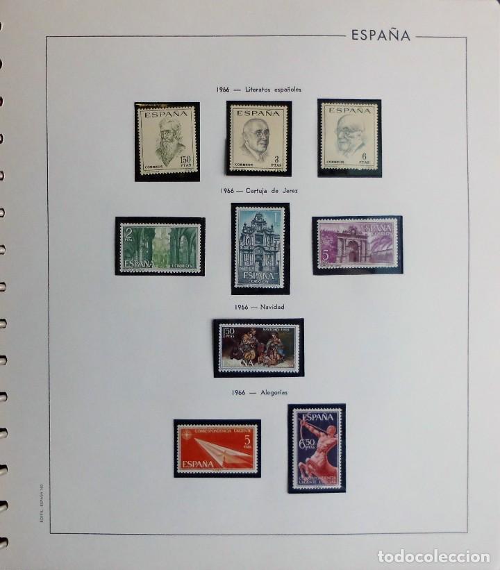 Sellos: COLECCIÓN ALBUM DE SELLOS ESPAÑA 1965 A 1973, 1974 A 1983 y 1984 A 1989, NUEVOS SIN FIJASELLOS ** - Foto 20 - 66903418