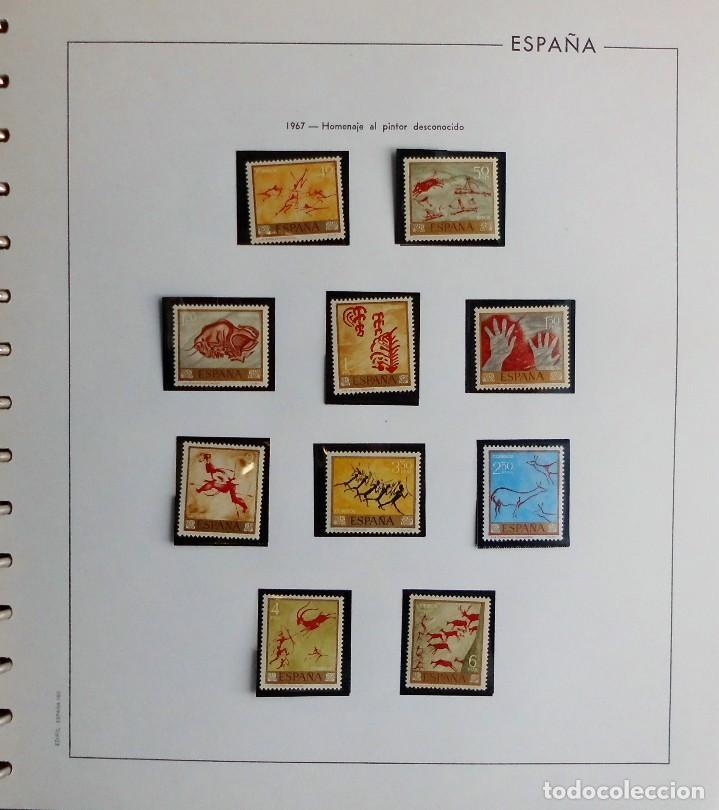 Sellos: COLECCIÓN ALBUM DE SELLOS ESPAÑA 1965 A 1973, 1974 A 1983 y 1984 A 1989, NUEVOS SIN FIJASELLOS ** - Foto 22 - 66903418