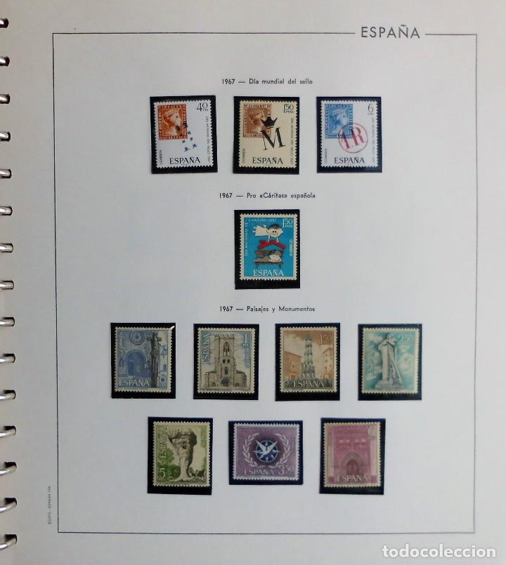 Sellos: COLECCIÓN ALBUM DE SELLOS ESPAÑA 1965 A 1973, 1974 A 1983 y 1984 A 1989, NUEVOS SIN FIJASELLOS ** - Foto 24 - 66903418