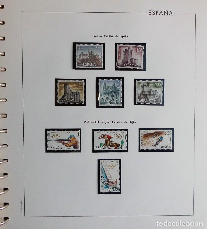 Sellos: COLECCIÓN ALBUM DE SELLOS ESPAÑA 1965 A 1973, 1974 A 1983 y 1984 A 1989, NUEVOS SIN FIJASELLOS ** - Foto 32 - 66903418