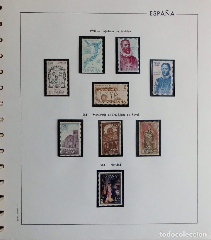 Sellos: COLECCIÓN ALBUM DE SELLOS ESPAÑA 1965 A 1973, 1974 A 1983 y 1984 A 1989, NUEVOS SIN FIJASELLOS ** - Foto 33 - 66903418