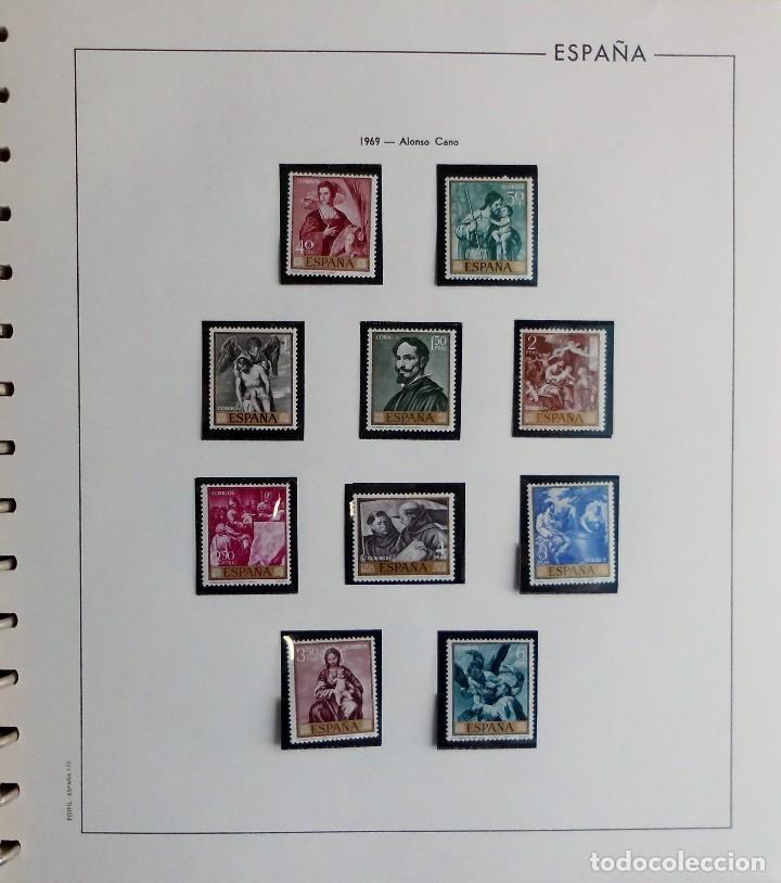 Sellos: COLECCIÓN ALBUM DE SELLOS ESPAÑA 1965 A 1973, 1974 A 1983 y 1984 A 1989, NUEVOS SIN FIJASELLOS ** - Foto 35 - 66903418