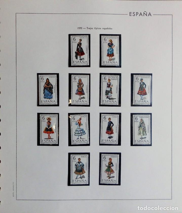 Sellos: COLECCIÓN ALBUM DE SELLOS ESPAÑA 1965 A 1973, 1974 A 1983 y 1984 A 1989, NUEVOS SIN FIJASELLOS ** - Foto 39 - 66903418