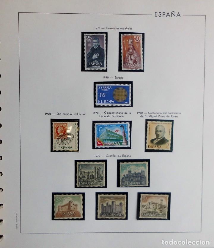 Sellos: COLECCIÓN ALBUM DE SELLOS ESPAÑA 1965 A 1973, 1974 A 1983 y 1984 A 1989, NUEVOS SIN FIJASELLOS ** - Foto 41 - 66903418
