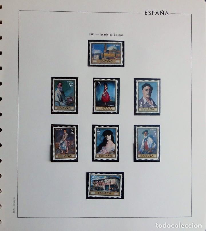 Sellos: COLECCIÓN ALBUM DE SELLOS ESPAÑA 1965 A 1973, 1974 A 1983 y 1984 A 1989, NUEVOS SIN FIJASELLOS ** - Foto 46 - 66903418