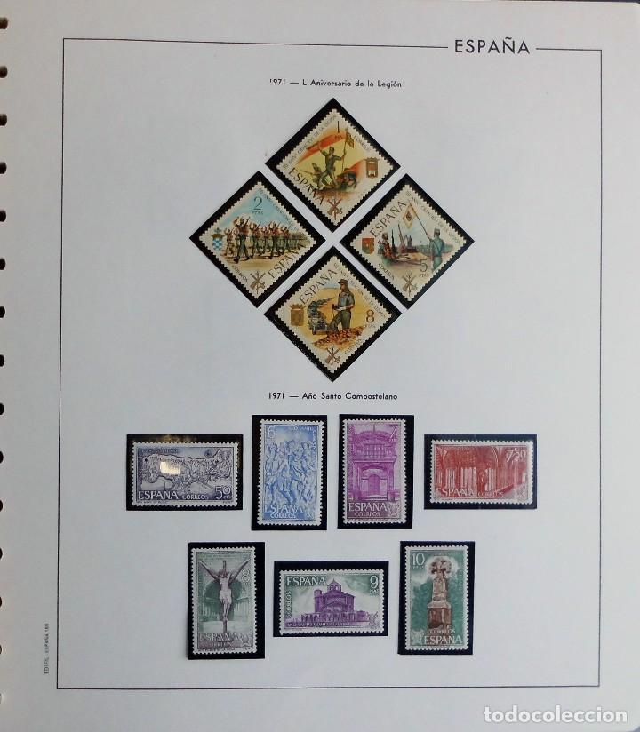Sellos: COLECCIÓN ALBUM DE SELLOS ESPAÑA 1965 A 1973, 1974 A 1983 y 1984 A 1989, NUEVOS SIN FIJASELLOS ** - Foto 49 - 66903418