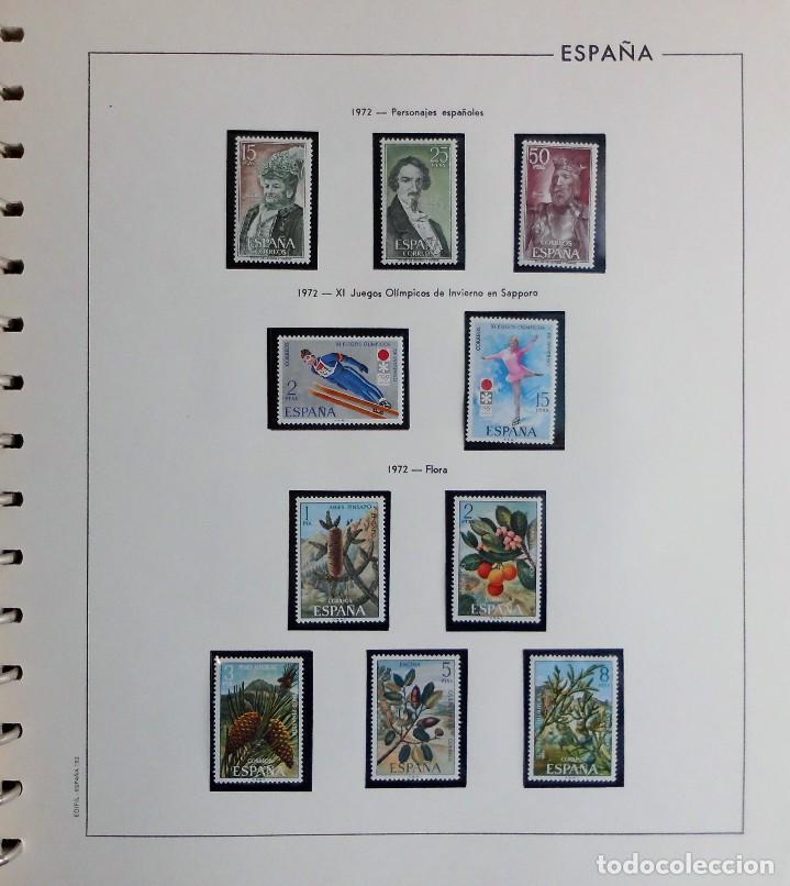 Sellos: COLECCIÓN ALBUM DE SELLOS ESPAÑA 1965 A 1973, 1974 A 1983 y 1984 A 1989, NUEVOS SIN FIJASELLOS ** - Foto 52 - 66903418