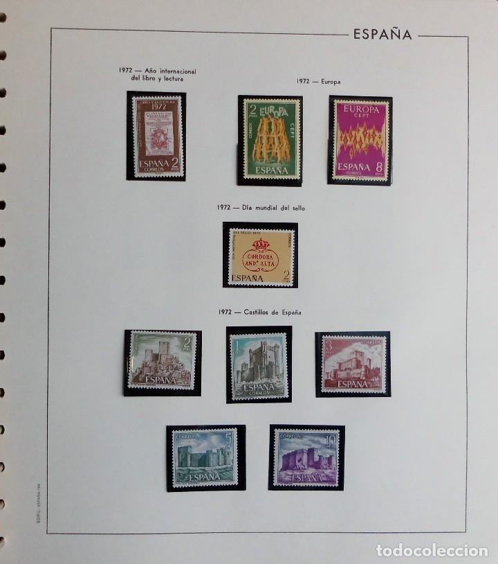 Sellos: COLECCIÓN ALBUM DE SELLOS ESPAÑA 1965 A 1973, 1974 A 1983 y 1984 A 1989, NUEVOS SIN FIJASELLOS ** - Foto 54 - 66903418