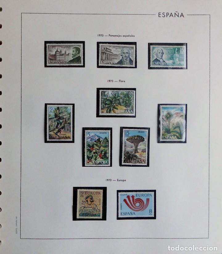 Sellos: COLECCIÓN ALBUM DE SELLOS ESPAÑA 1965 A 1973, 1974 A 1983 y 1984 A 1989, NUEVOS SIN FIJASELLOS ** - Foto 57 - 66903418