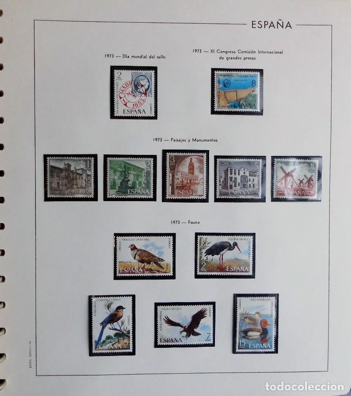 Sellos: COLECCIÓN ALBUM DE SELLOS ESPAÑA 1965 A 1973, 1974 A 1983 y 1984 A 1989, NUEVOS SIN FIJASELLOS ** - Foto 58 - 66903418