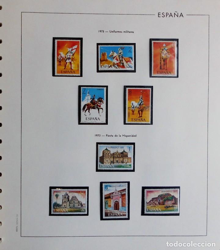 Sellos: COLECCIÓN ALBUM DE SELLOS ESPAÑA 1965 A 1973, 1974 A 1983 y 1984 A 1989, NUEVOS SIN FIJASELLOS ** - Foto 59 - 66903418