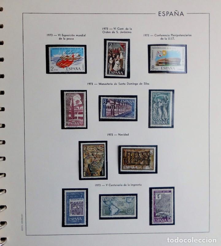 Sellos: COLECCIÓN ALBUM DE SELLOS ESPAÑA 1965 A 1973, 1974 A 1983 y 1984 A 1989, NUEVOS SIN FIJASELLOS ** - Foto 61 - 66903418