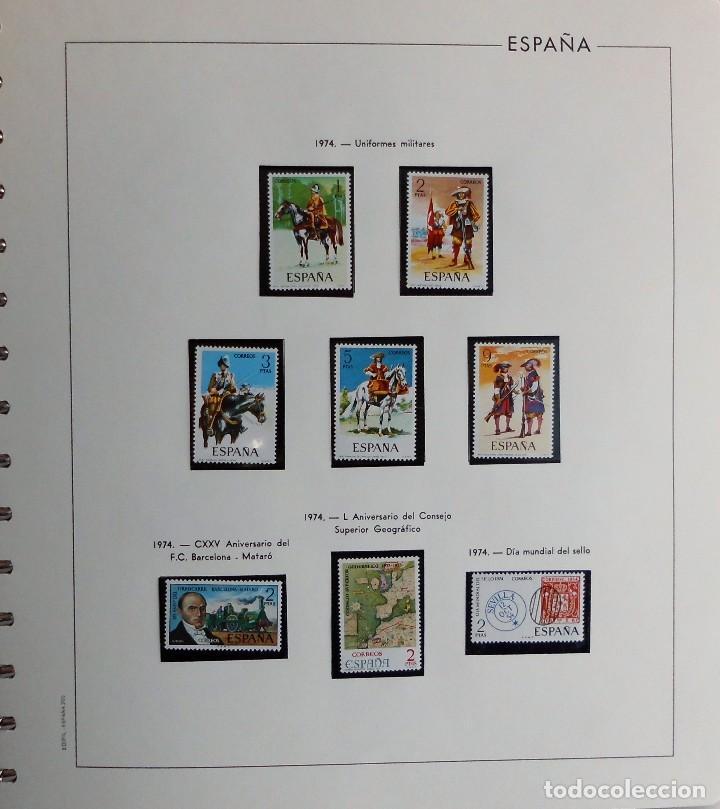 Sellos: COLECCIÓN ALBUM DE SELLOS ESPAÑA 1965 A 1973, 1974 A 1983 y 1984 A 1989, NUEVOS SIN FIJASELLOS ** - Foto 64 - 66903418