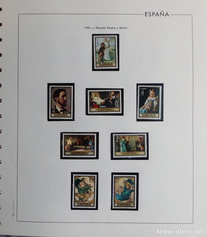 Sellos: COLECCIÓN ALBUM DE SELLOS ESPAÑA 1965 A 1973, 1974 A 1983 y 1984 A 1989, NUEVOS SIN FIJASELLOS ** - Foto 68 - 66903418