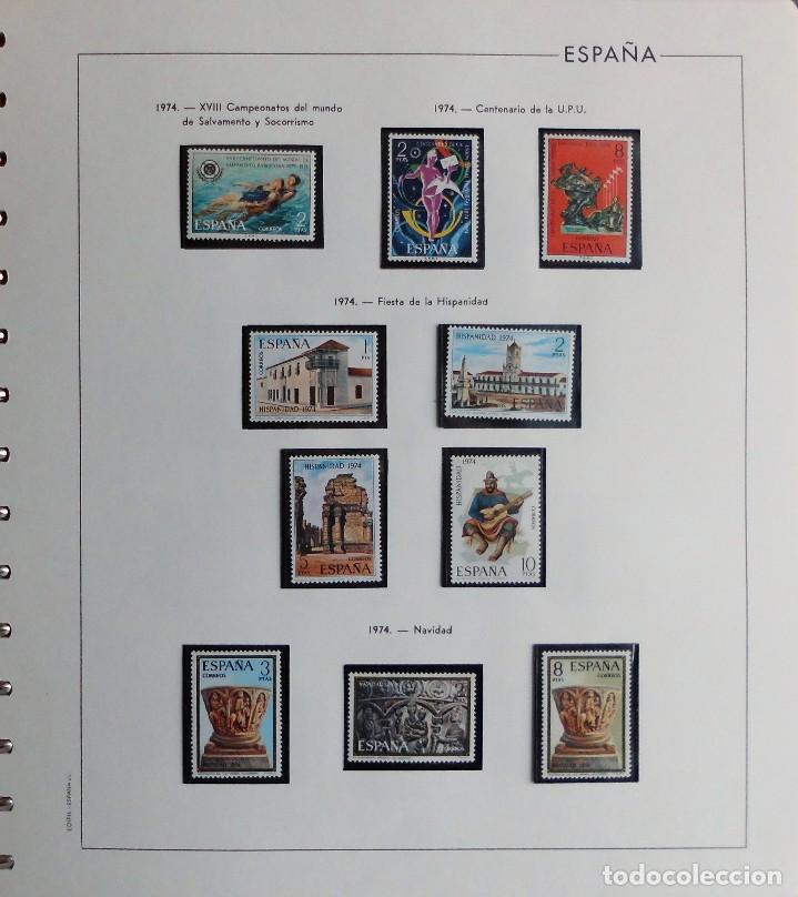 Sellos: COLECCIÓN ALBUM DE SELLOS ESPAÑA 1965 A 1973, 1974 A 1983 y 1984 A 1989, NUEVOS SIN FIJASELLOS ** - Foto 69 - 66903418