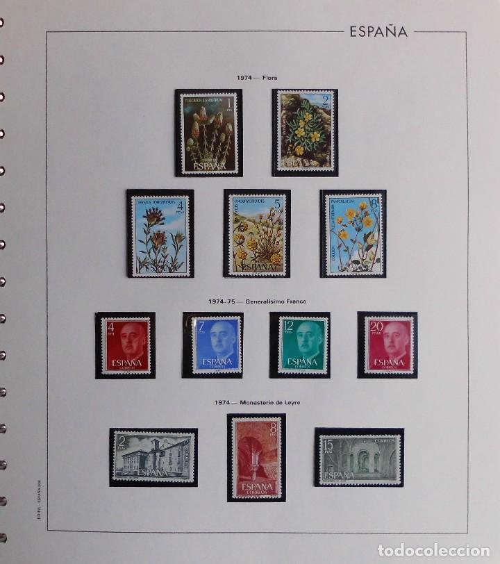Sellos: COLECCIÓN ALBUM DE SELLOS ESPAÑA 1965 A 1973, 1974 A 1983 y 1984 A 1989, NUEVOS SIN FIJASELLOS ** - Foto 70 - 66903418