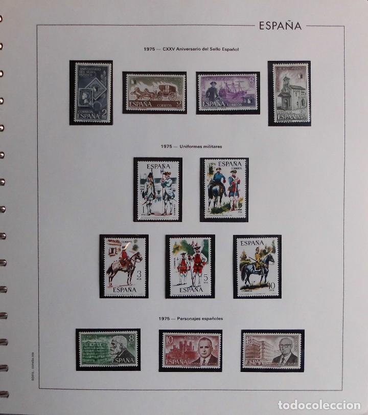 Sellos: COLECCIÓN ALBUM DE SELLOS ESPAÑA 1965 A 1973, 1974 A 1983 y 1984 A 1989, NUEVOS SIN FIJASELLOS ** - Foto 71 - 66903418