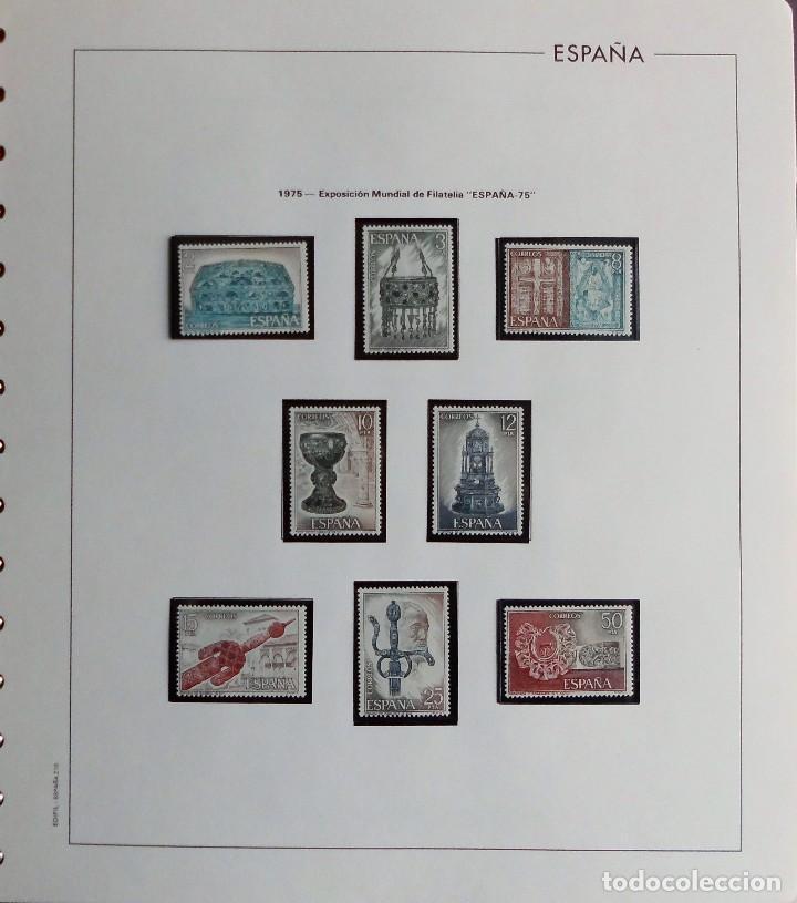 Sellos: COLECCIÓN ALBUM DE SELLOS ESPAÑA 1965 A 1973, 1974 A 1983 y 1984 A 1989, NUEVOS SIN FIJASELLOS ** - Foto 72 - 66903418