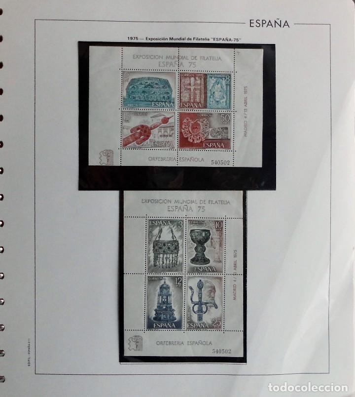 Sellos: COLECCIÓN ALBUM DE SELLOS ESPAÑA 1965 A 1973, 1974 A 1983 y 1984 A 1989, NUEVOS SIN FIJASELLOS ** - Foto 73 - 66903418