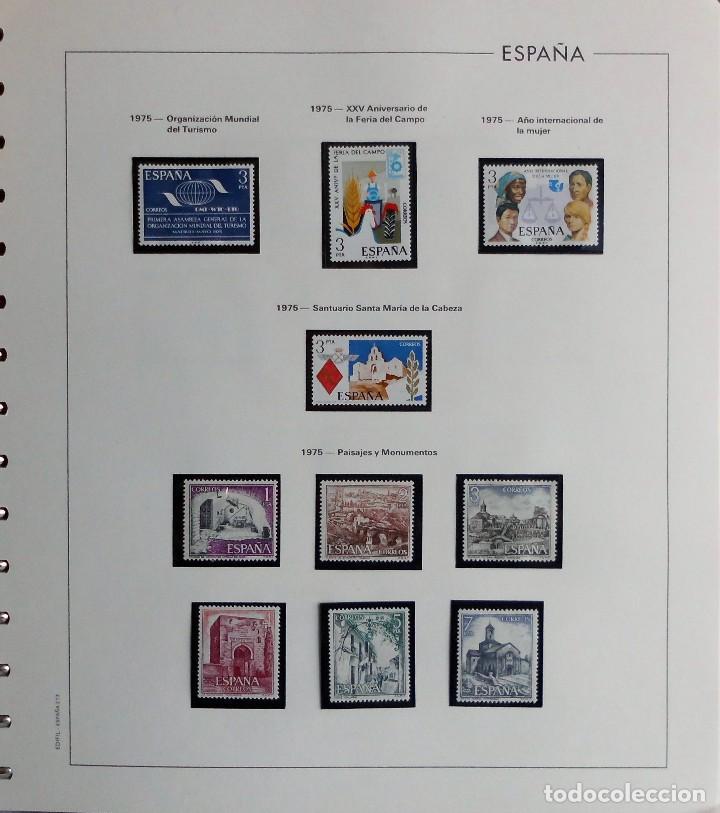 Sellos: COLECCIÓN ALBUM DE SELLOS ESPAÑA 1965 A 1973, 1974 A 1983 y 1984 A 1989, NUEVOS SIN FIJASELLOS ** - Foto 75 - 66903418