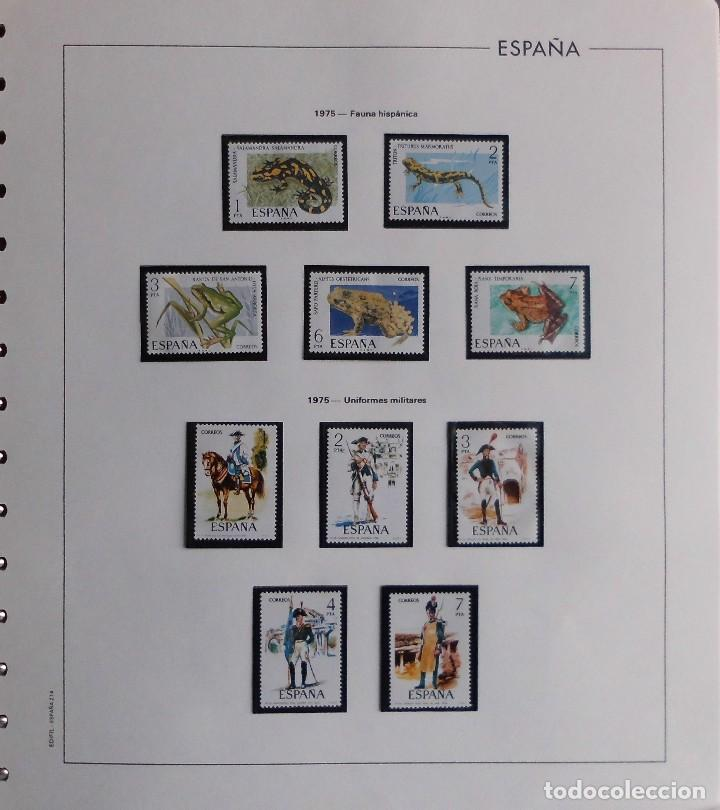 Sellos: COLECCIÓN ALBUM DE SELLOS ESPAÑA 1965 A 1973, 1974 A 1983 y 1984 A 1989, NUEVOS SIN FIJASELLOS ** - Foto 76 - 66903418