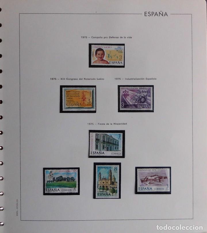 Sellos: COLECCIÓN ALBUM DE SELLOS ESPAÑA 1965 A 1973, 1974 A 1983 y 1984 A 1989, NUEVOS SIN FIJASELLOS ** - Foto 78 - 66903418