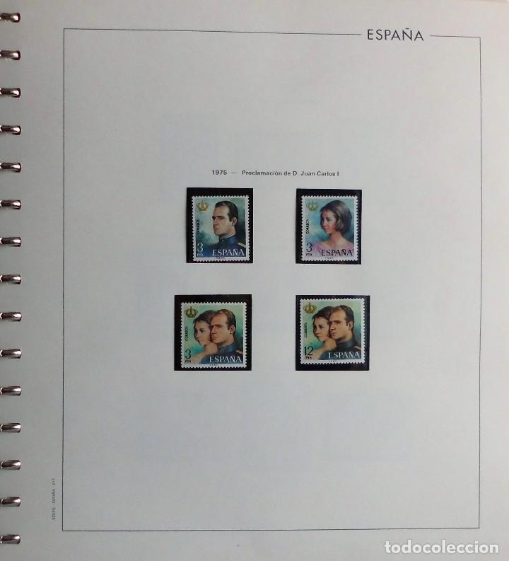 Sellos: COLECCIÓN ALBUM DE SELLOS ESPAÑA 1965 A 1973, 1974 A 1983 y 1984 A 1989, NUEVOS SIN FIJASELLOS ** - Foto 80 - 66903418