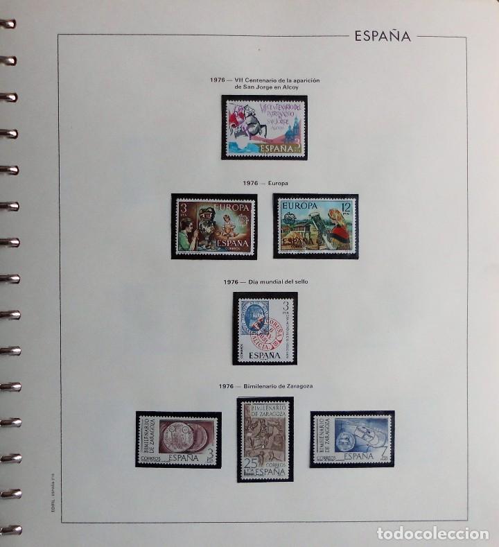 Sellos: COLECCIÓN ALBUM DE SELLOS ESPAÑA 1965 A 1973, 1974 A 1983 y 1984 A 1989, NUEVOS SIN FIJASELLOS ** - Foto 82 - 66903418
