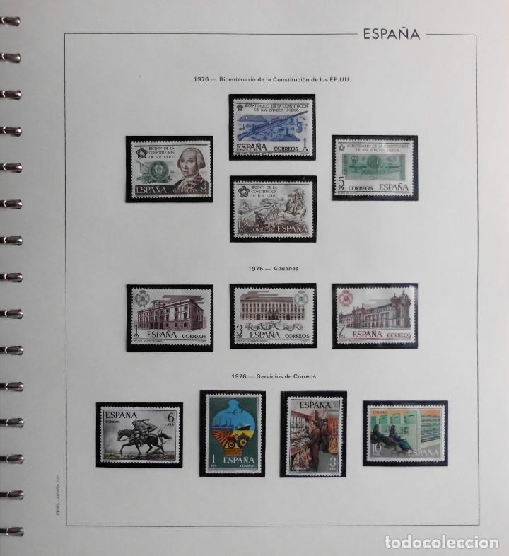 Sellos: COLECCIÓN ALBUM DE SELLOS ESPAÑA 1965 A 1973, 1974 A 1983 y 1984 A 1989, NUEVOS SIN FIJASELLOS ** - Foto 83 - 66903418