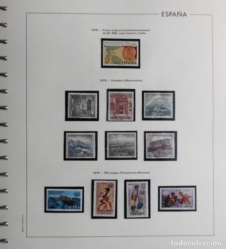 Sellos: COLECCIÓN ALBUM DE SELLOS ESPAÑA 1965 A 1973, 1974 A 1983 y 1984 A 1989, NUEVOS SIN FIJASELLOS ** - Foto 84 - 66903418