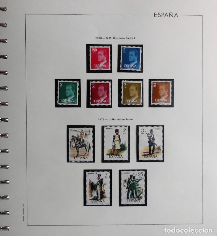 Sellos: COLECCIÓN ALBUM DE SELLOS ESPAÑA 1965 A 1973, 1974 A 1983 y 1984 A 1989, NUEVOS SIN FIJASELLOS ** - Foto 85 - 66903418