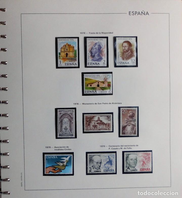 Sellos: COLECCIÓN ALBUM DE SELLOS ESPAÑA 1965 A 1973, 1974 A 1983 y 1984 A 1989, NUEVOS SIN FIJASELLOS ** - Foto 88 - 66903418