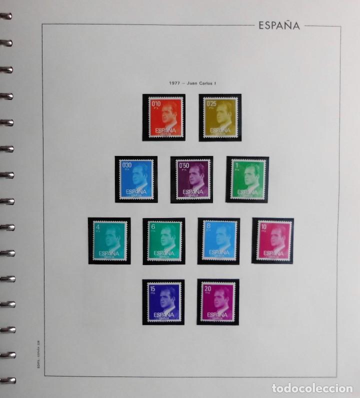 Sellos: COLECCIÓN ALBUM DE SELLOS ESPAÑA 1965 A 1973, 1974 A 1983 y 1984 A 1989, NUEVOS SIN FIJASELLOS ** - Foto 89 - 66903418